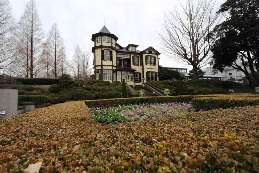 横浜洋館外交官の家外観