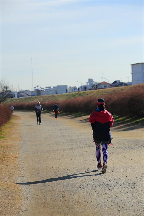 多摩川冬遊びランニング04