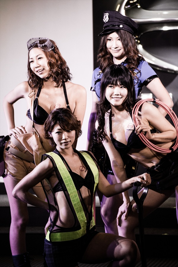 東京オート日野ダンスフィナーレ05