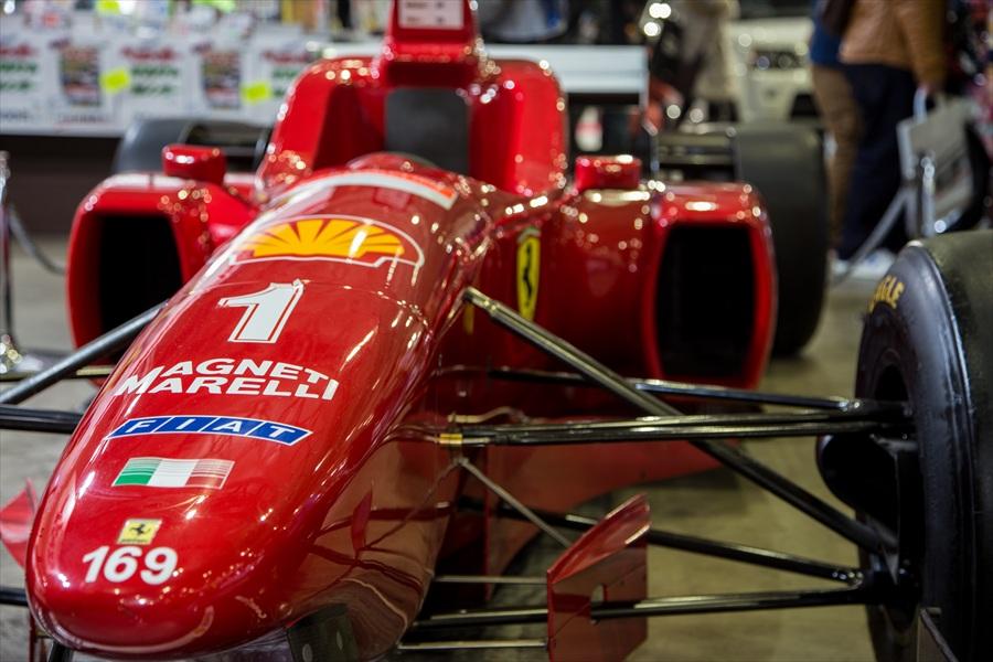 東京オートサロンフェラーリ05
