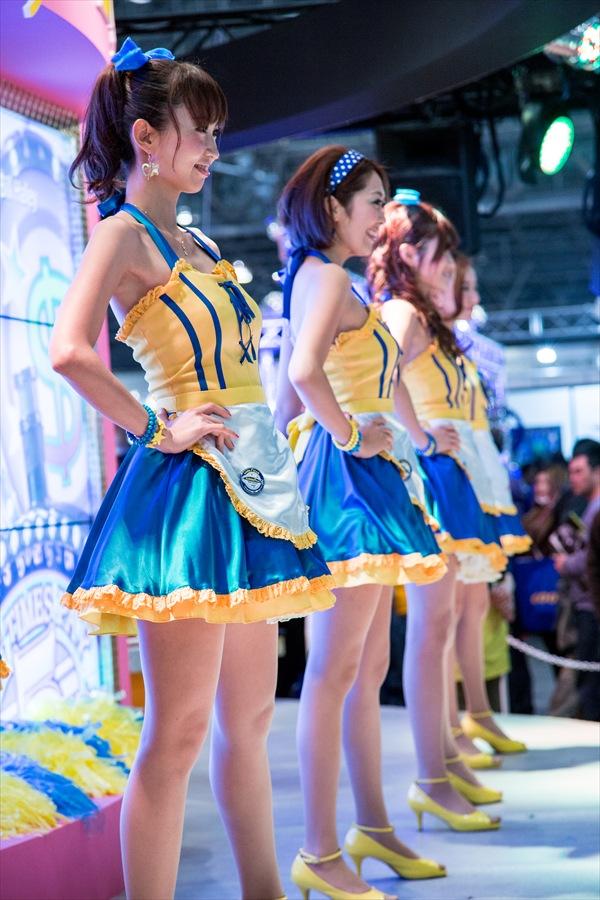 東京オートサロングッドイヤーロックダンス05
