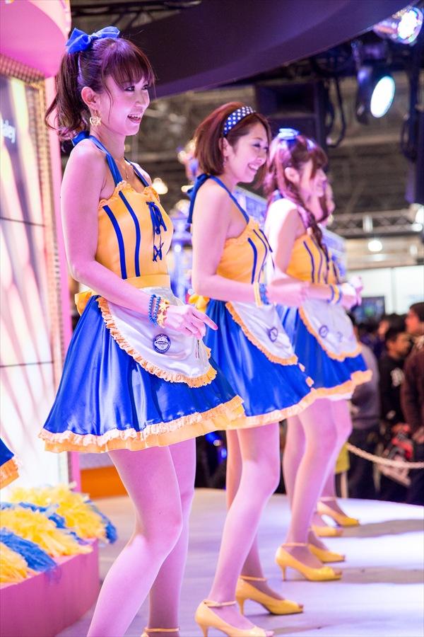 東京オートサロングッドイヤーロックダンス06