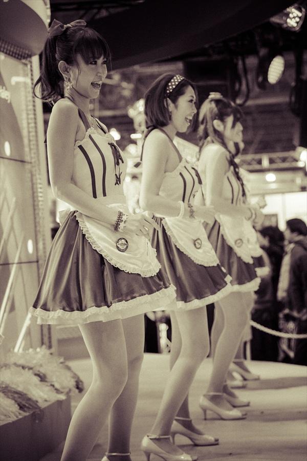 東京オートサロングッドイヤーロックダンス08