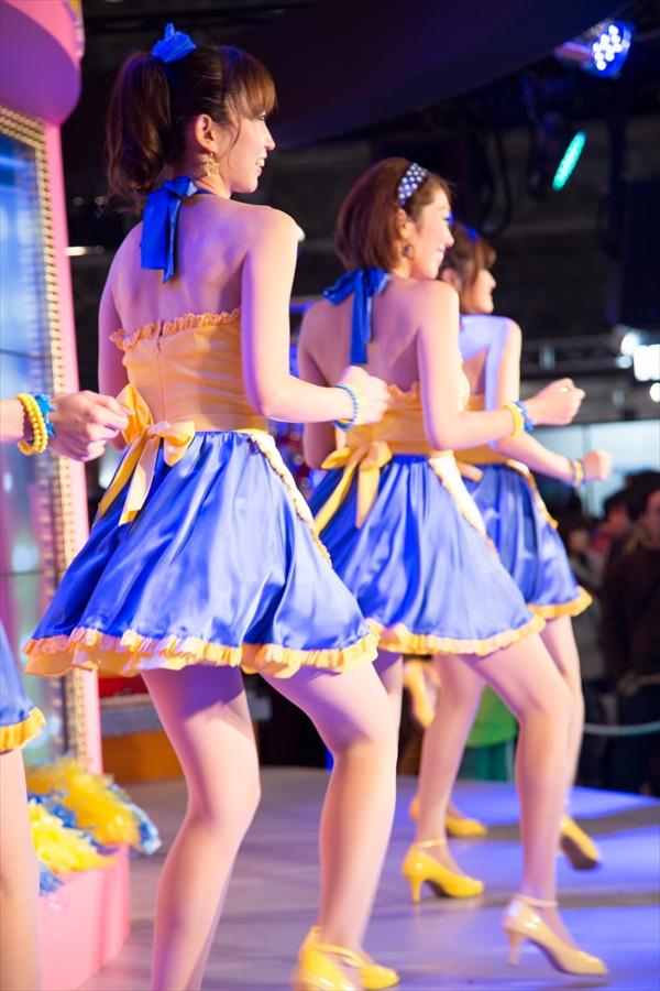 東京オートサロングッドイヤーロックダンス09