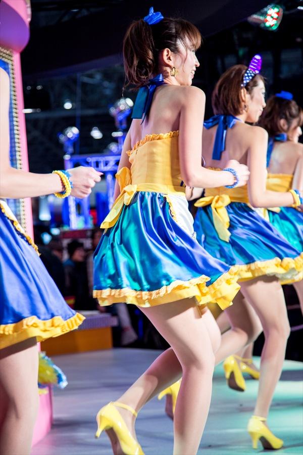 東京オートサロングッドイヤーロックダンス10