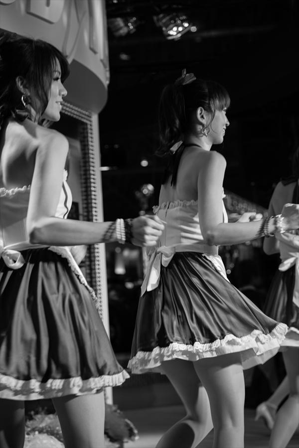 東京オートサロンロックダンス13
