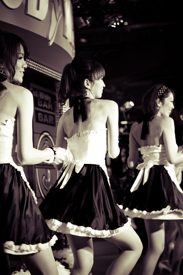 東京オートサロンロックダンス14