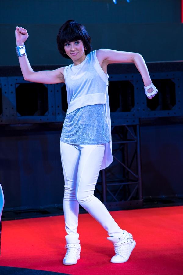 東京オート日産ダンスショートカットダンサースタイル04