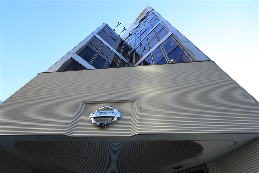 銀座四丁目日産ギャラリー建物01