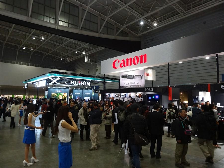 CP2013キヤノンブース01