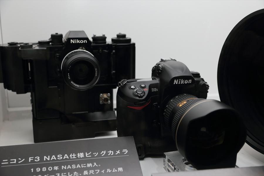 CP2013ニコンNASAカメラ展示09