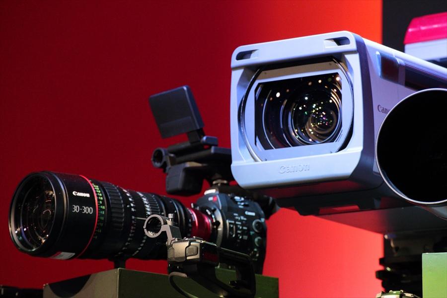 CP2013キヤノン4k映像カメラ展示04