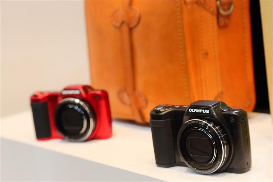 CP2013オリンパスカメラ展示02