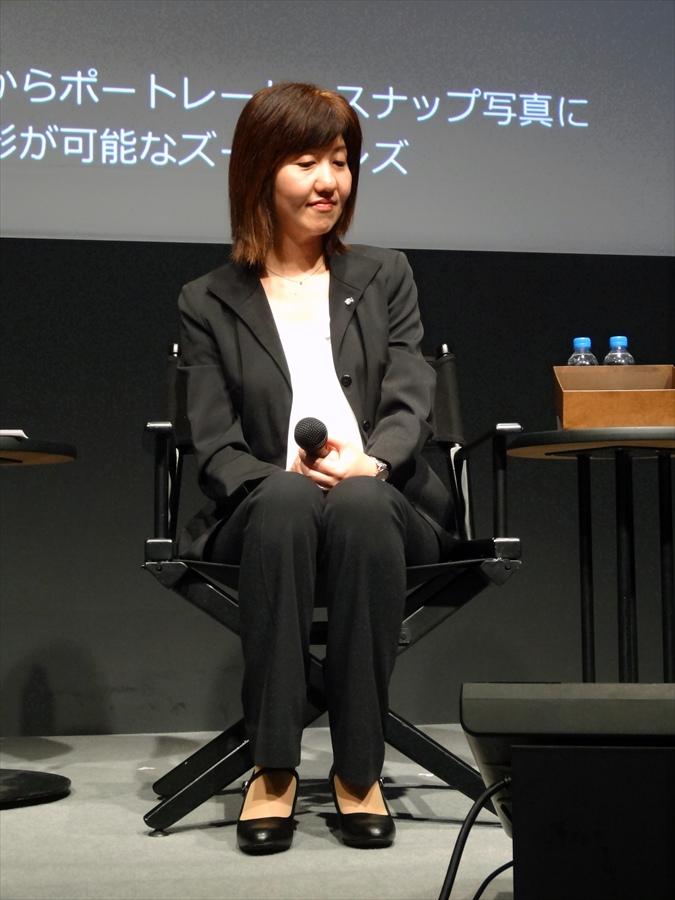 CP2013キヤノンステージ藤原トークキヤノン開発者03