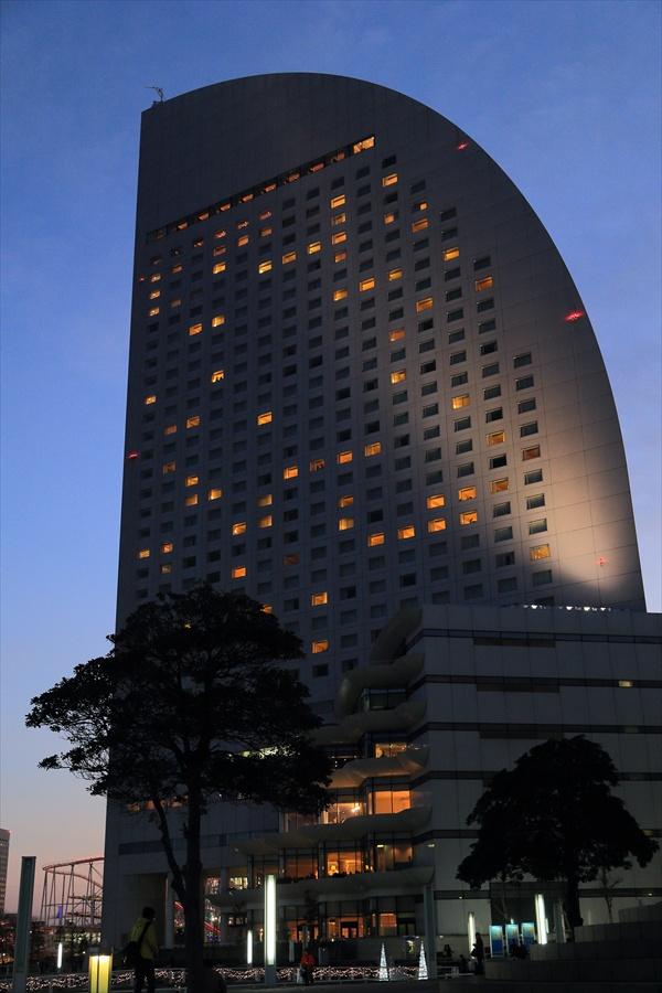 CP2013横浜トワイライト海からビル夕景12