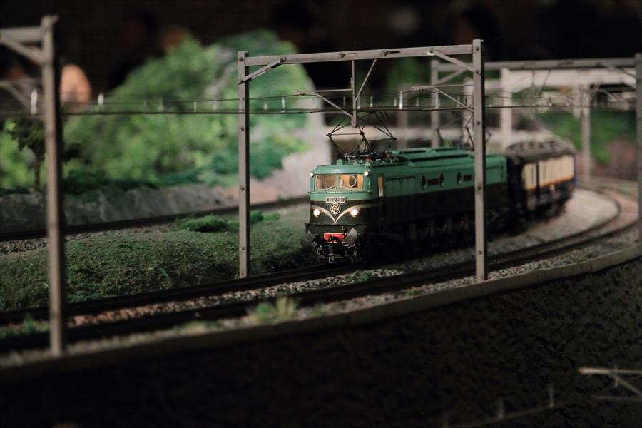 原博物館緑機関車10