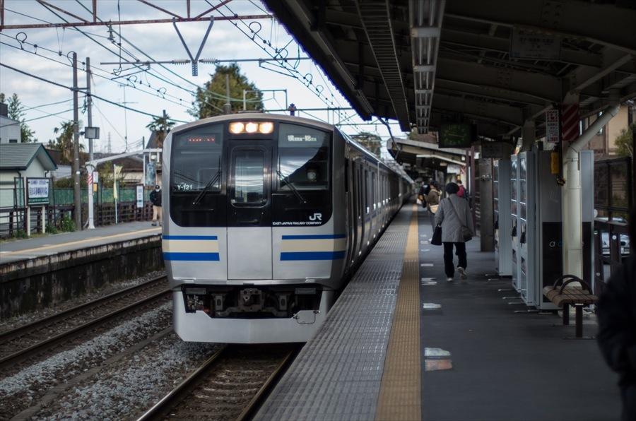 鎌倉スナップ横須賀線01