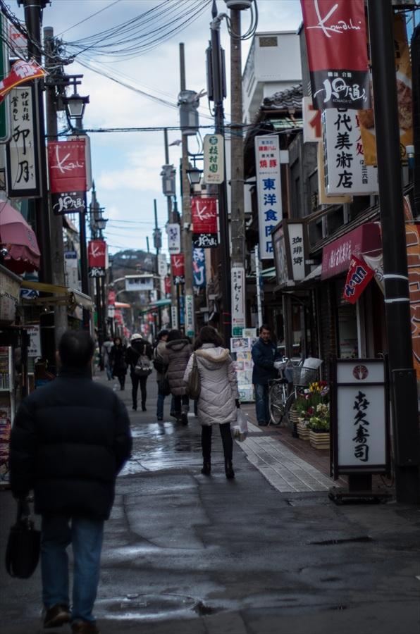 鎌倉スナップ小町通り02