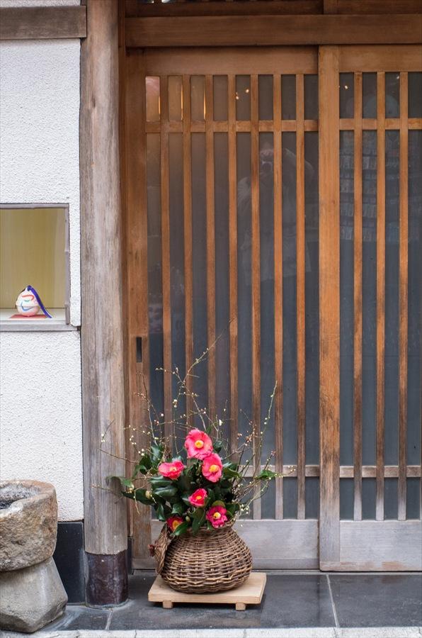 鎌倉スナップ格調高い玄関19