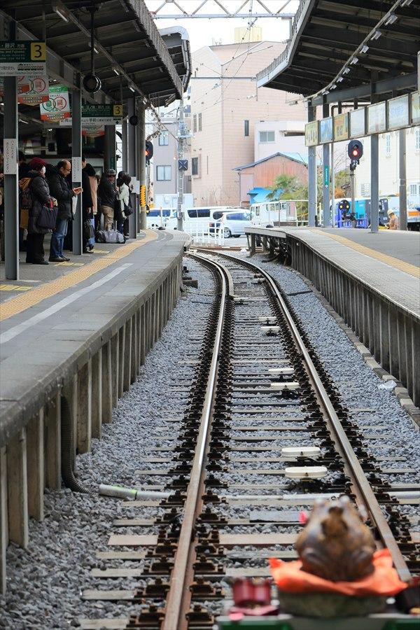 鎌倉江ノ電鎌倉駅ホーム02