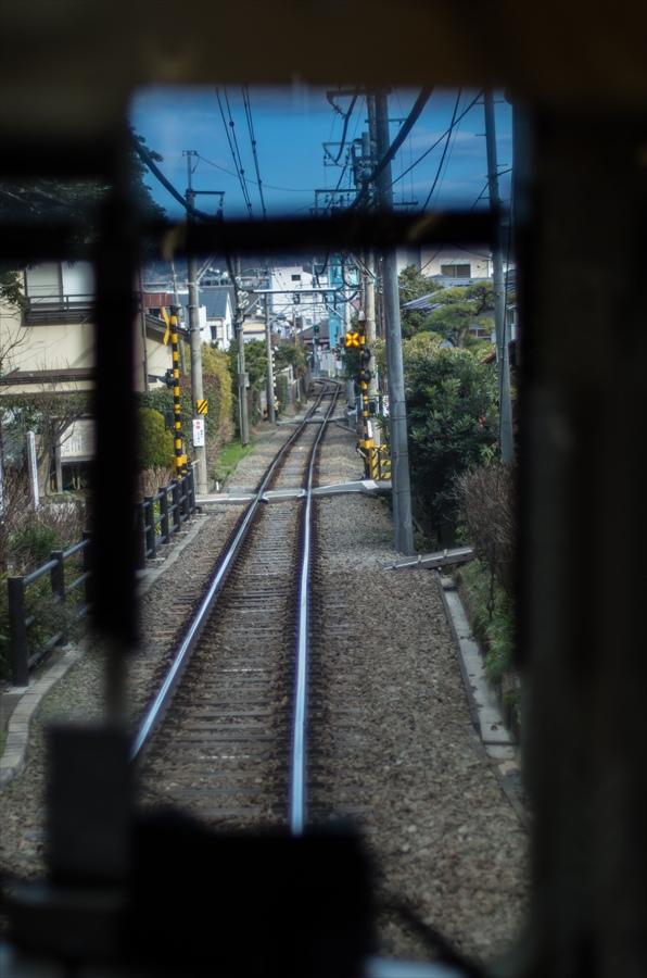 江ノ電車内から撮影08