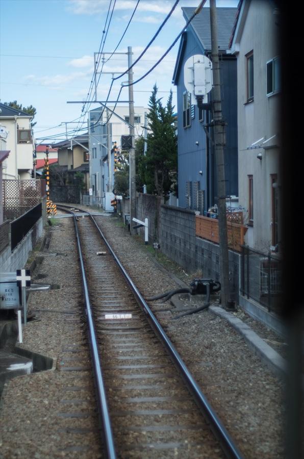 江ノ電車内から撮影11