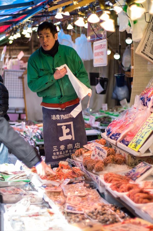 上野アメ横アメ横魚や07