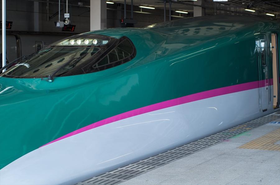 東北新幹線E5運転席部03