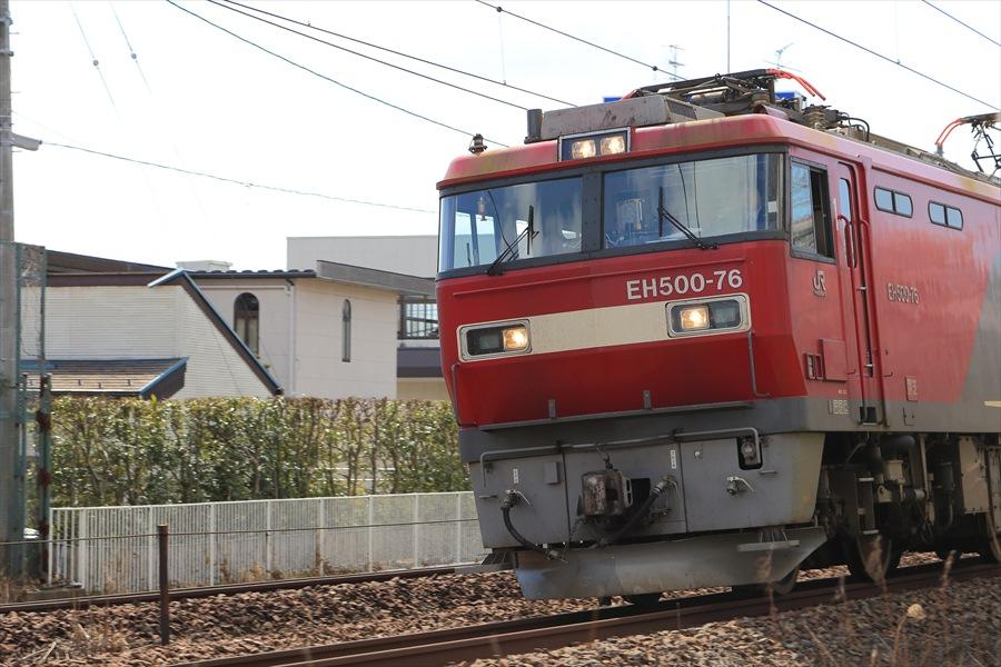 東北本線電気機関車01