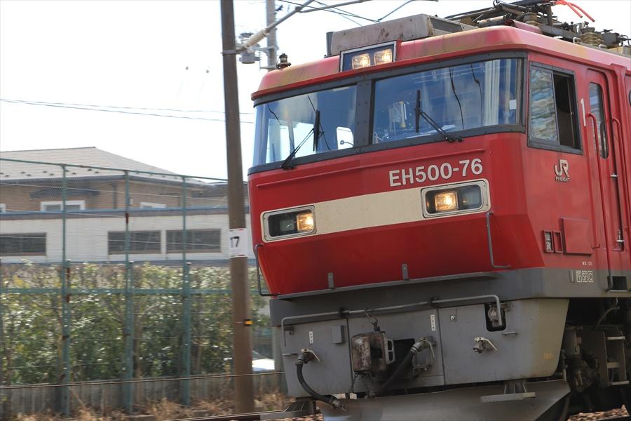 東北本線電気機関車02
