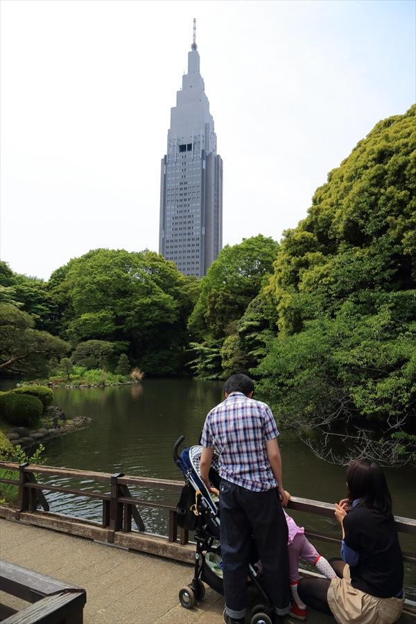 新宿御苑みどり新宿NTTタワー01