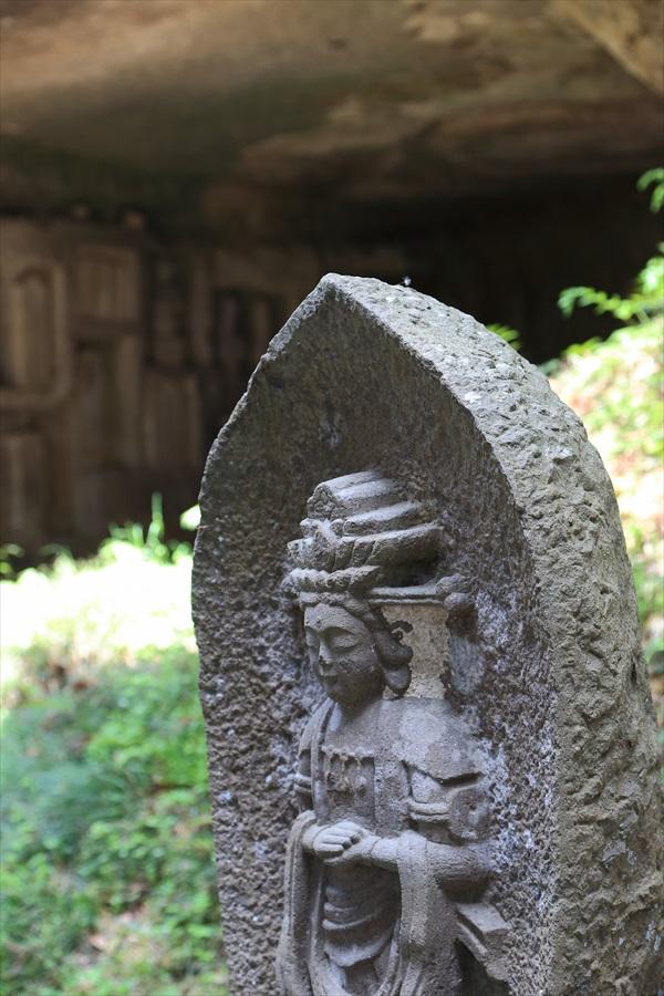 松島瑞巌寺砂岩洞穴観音様05