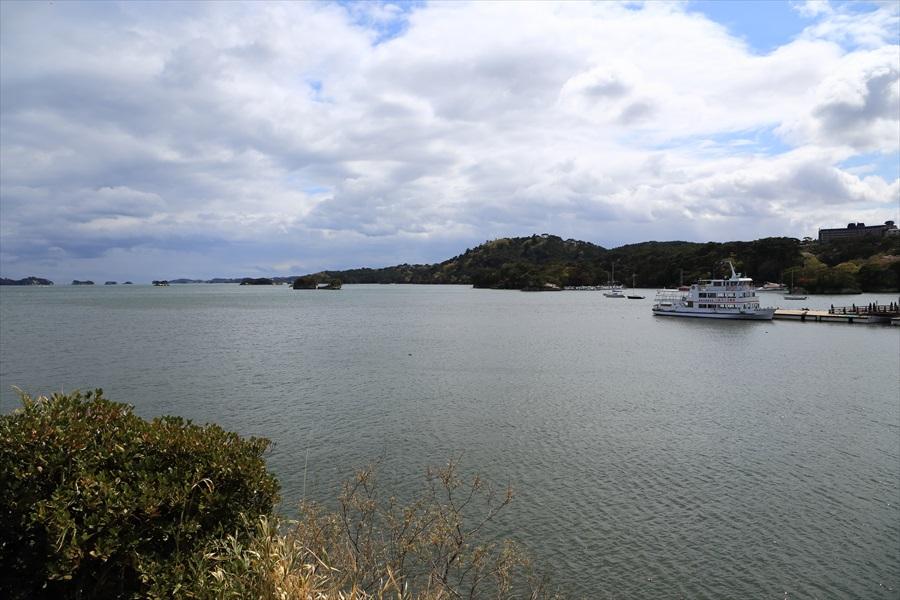 松島海岸五大堂からの湾08