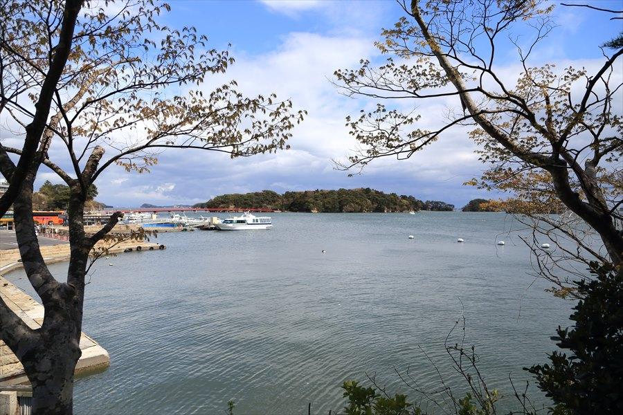 松島海岸五大堂からの帰り福良島09