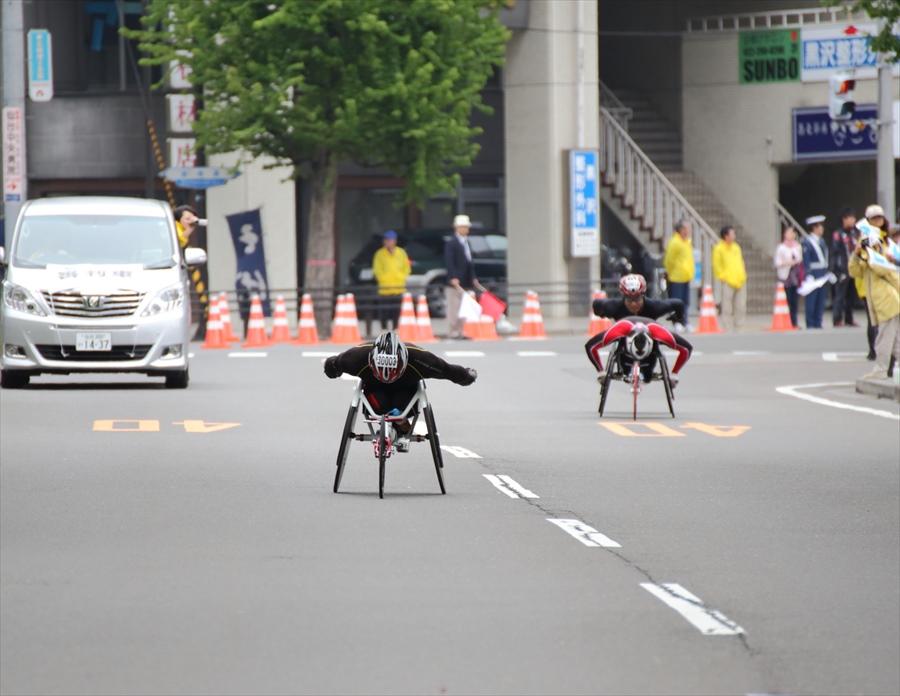 仙台ハーフ車椅子01