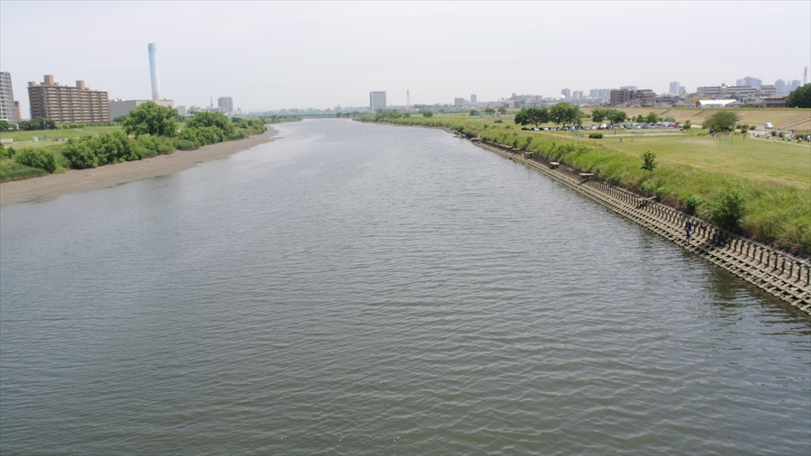 多摩川J1近隣散策01