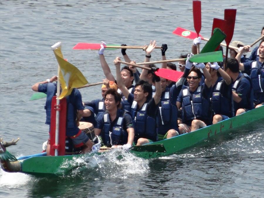 横浜ドラゴンレース01