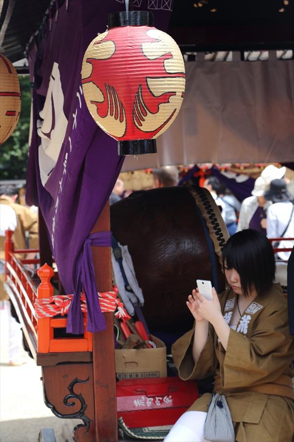 福島お祭りその2神社準備04