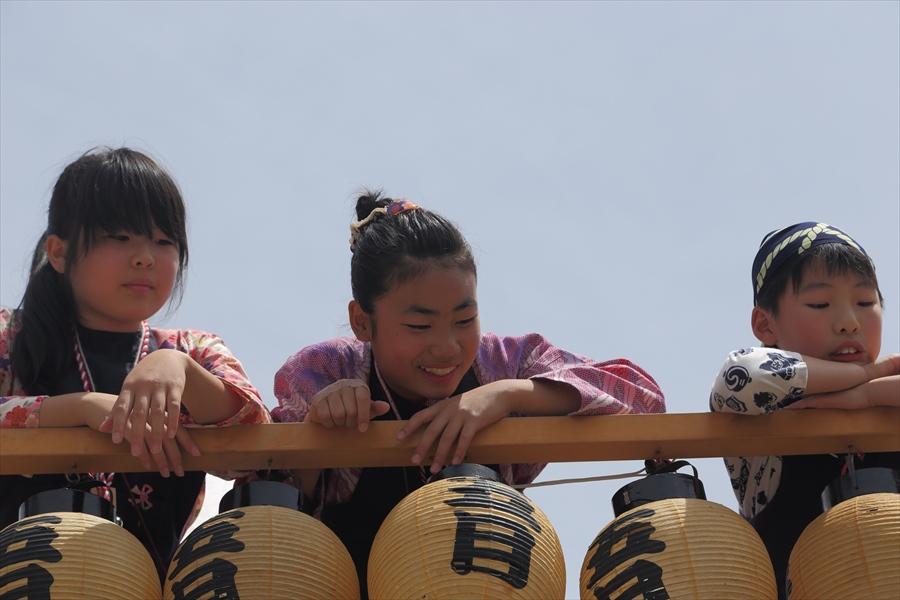 福島お祭りその2神社準備子供はしゃぎ06