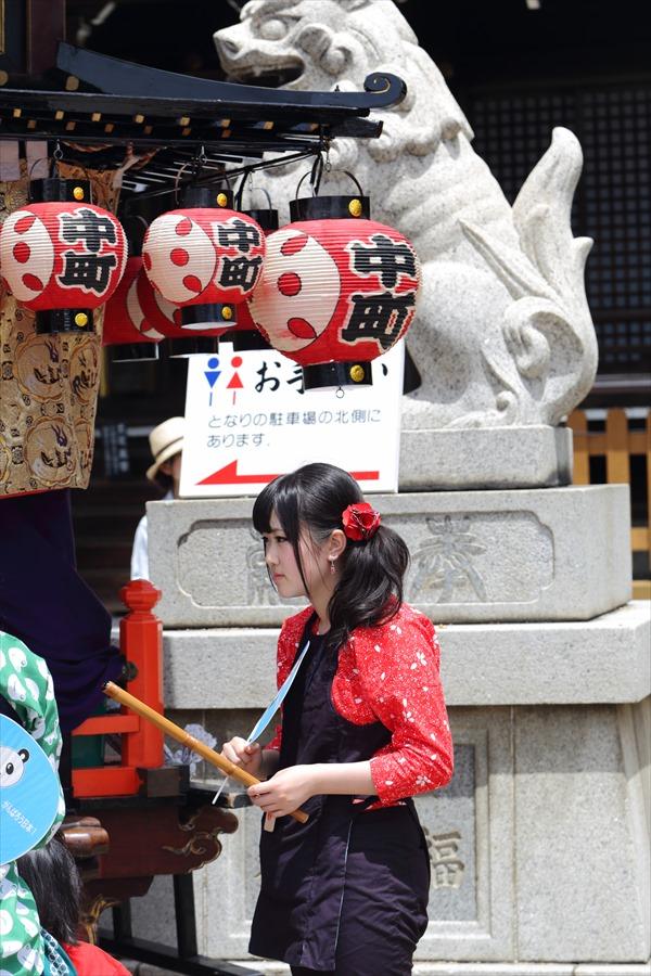 福島お祭りその2準備可愛い子発見08