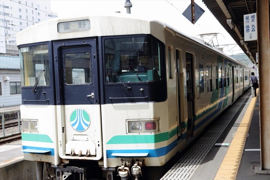福島駅在来私鉄阿武隈急行01