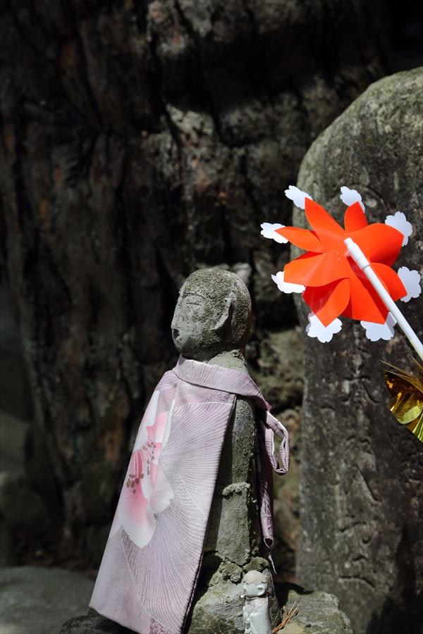 山寺日枝神社可愛いお地蔵様05
