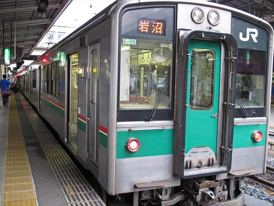 東北本線在来線岩沼行き仙台駅02