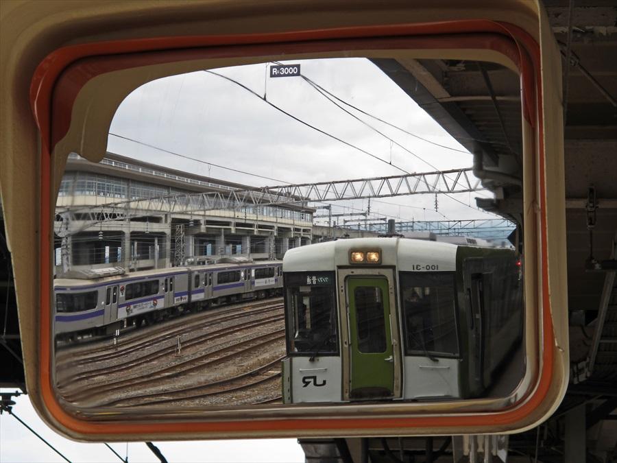 東北本線在来線一関駅ホーム03
