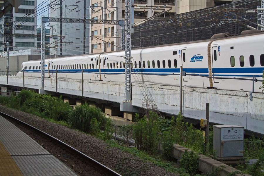 秩父鉄道エピローグ武蔵小杉新幹線01