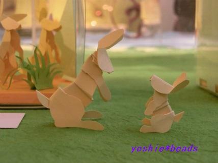 切り折り紙の世界展