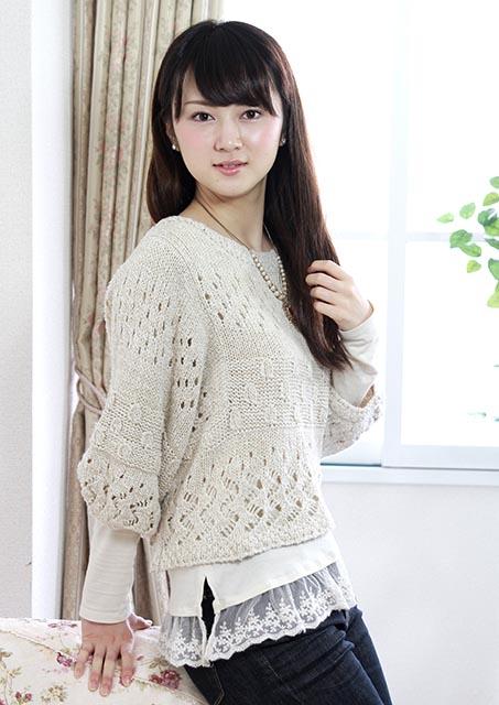 綾乃ホワイト2