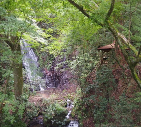 玉簾滝02