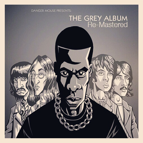 Danger Mouse The Grey Album (Remastered)