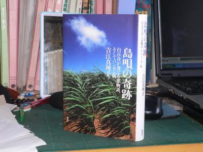 『島唄の奇跡-白百合が奏でる恋物語、そしてハンセン病-』(吉江真理子著、2005年、講談社刊)